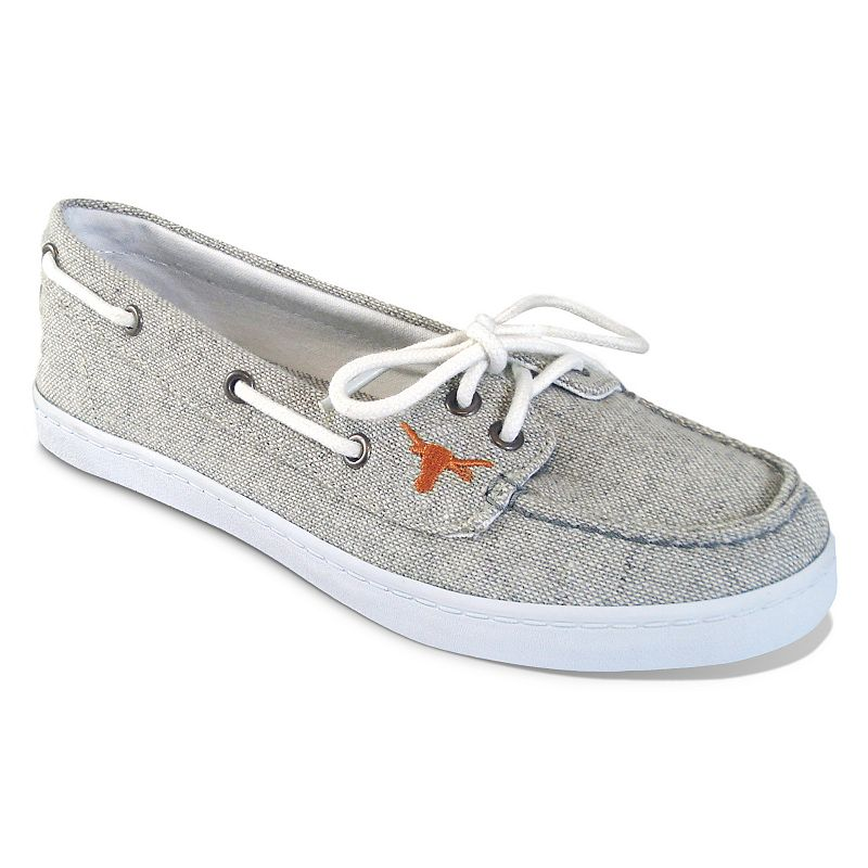 Women's Campus Cruzerz Texas Longhorns Kauai Boat Shoes