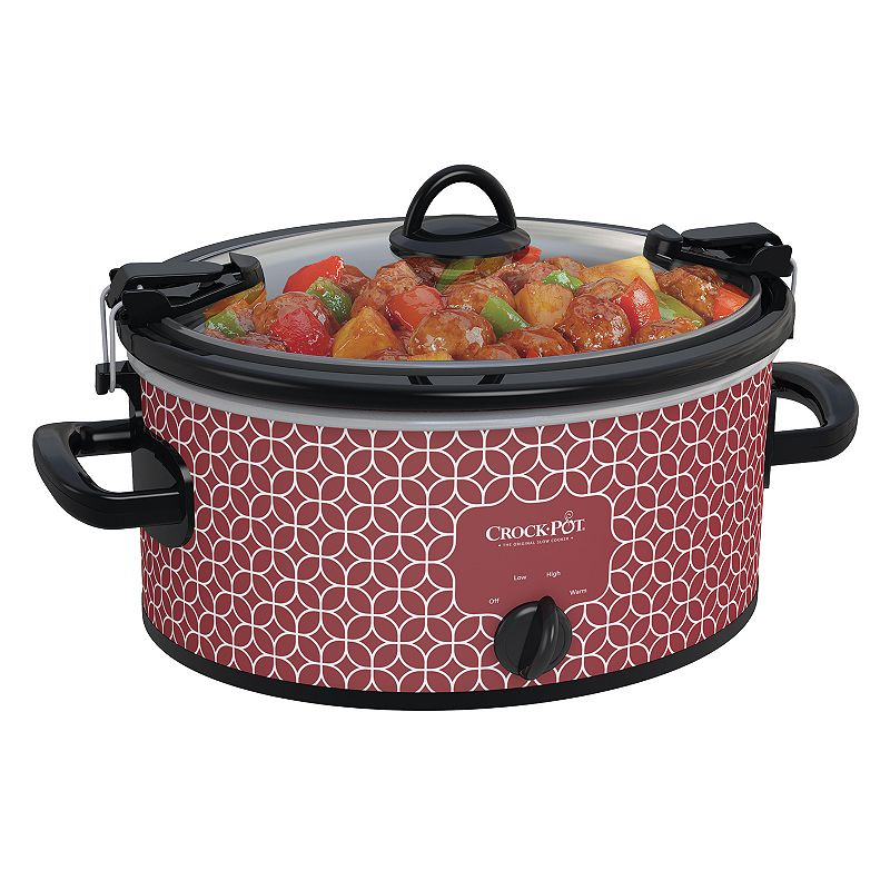 Crock-Pot 6-qt. Cook and Carry Slow Cooker