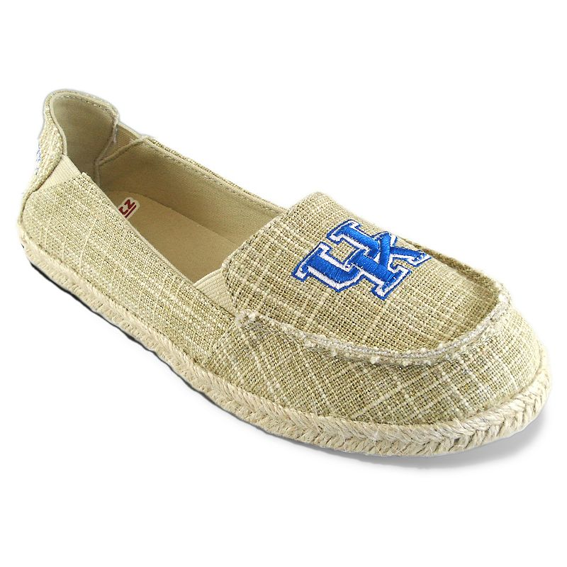 Women's Campus Cruzerz Kentucky Wildcats Sparkle Cabo Slip-On Shoes