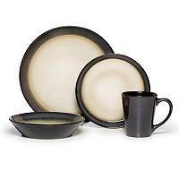 Pfaltzgraff Everyday Aria Grey 16-pc. Dinnerware Set