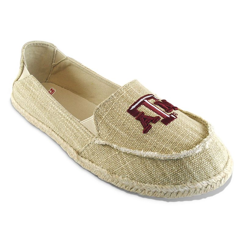 Women's Campus Cruzerz Texas A&M Aggies Sparkle Cabo Slip-On Shoes