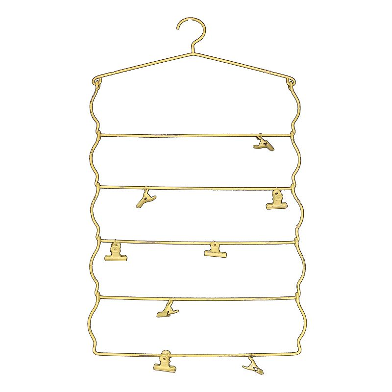 Sheffield Home Metal Hanger Wall D Cor With Clips