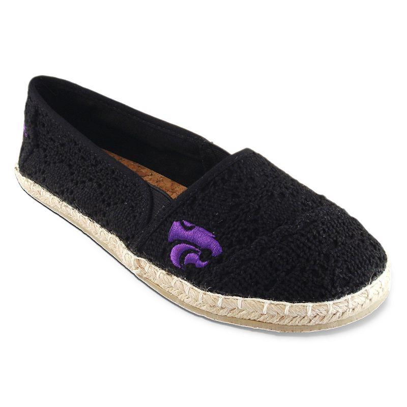 Women's Campus Cruzerz Kansas State Wildcats Napili Slip-On Shoes