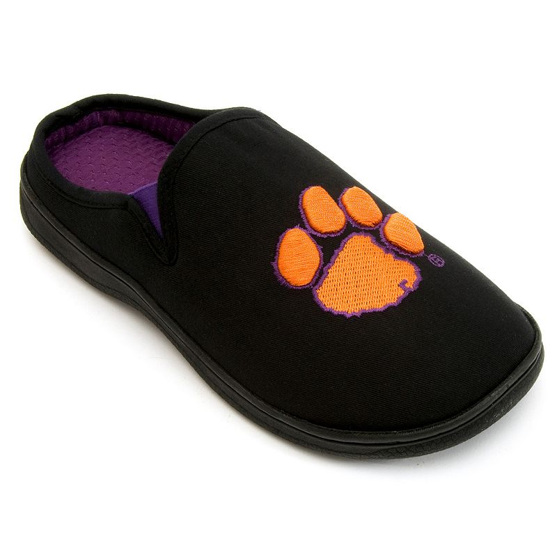 Adult Clemson Tigers Slippers