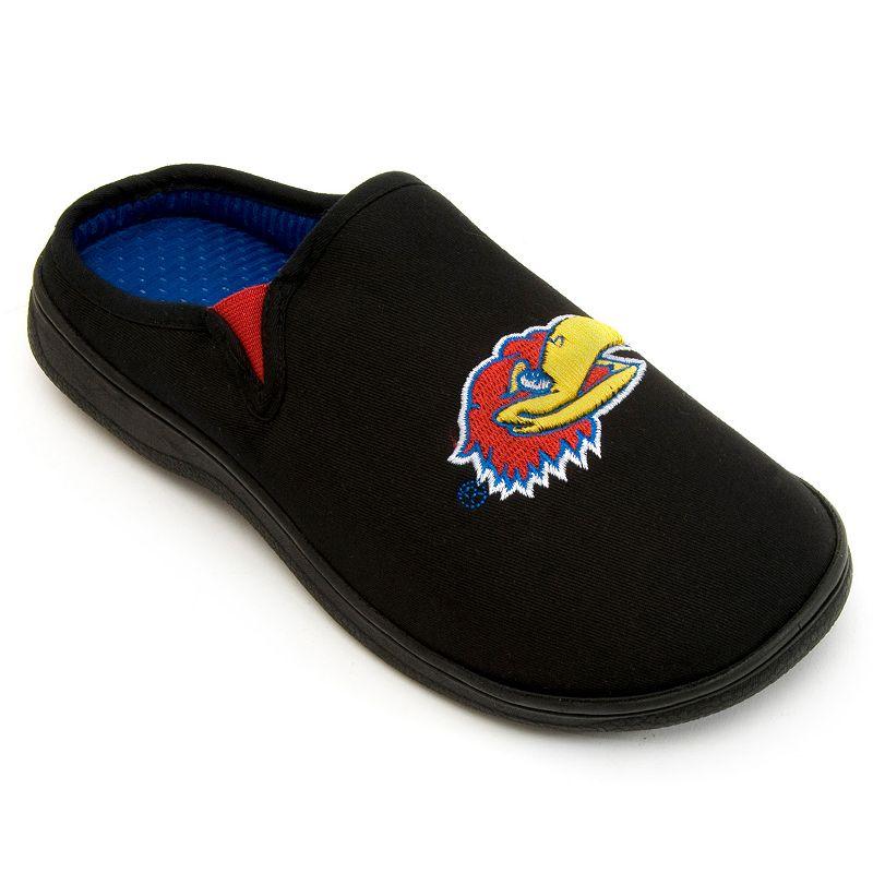 Adult Kansas Jayhawks Slippers