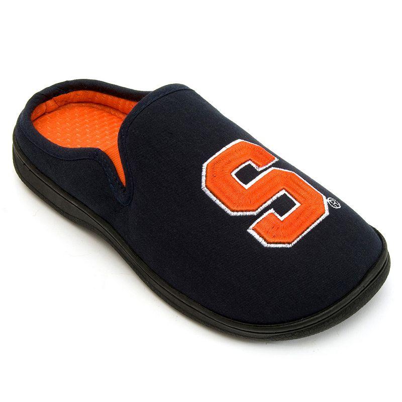 Adult Syracuse Orange Microfiber Slippers
