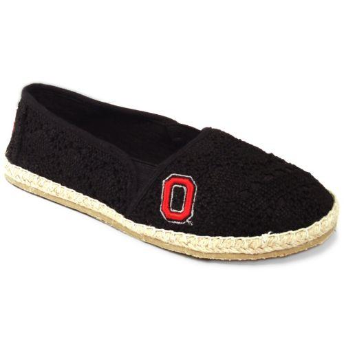 Campus Cruzerz Ohio State Buckeyes Napili Slip-On Shoes - Women