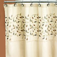 Aubury Fabric Shower Curtain