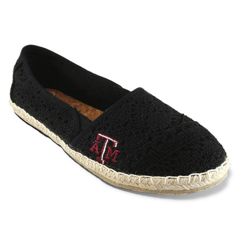 Women's Campus Cruzerz Texas A&M Aggies Napili Slip-On Shoes