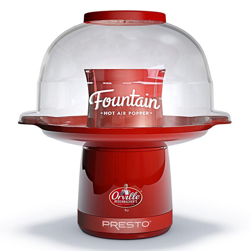 Presto Fountain Popcorn Popper