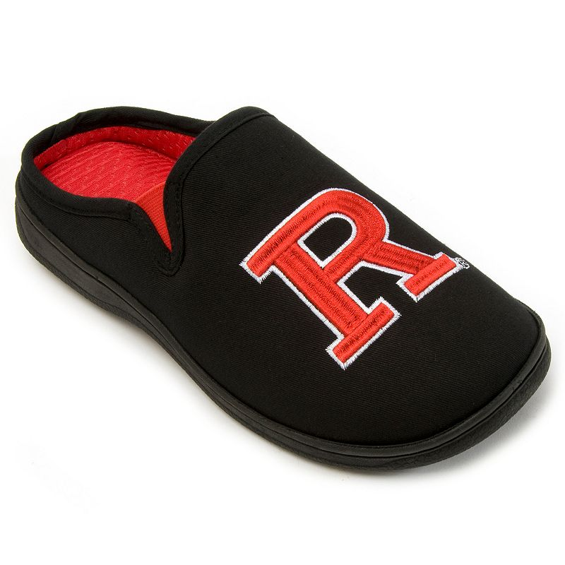 Adult Rutgers Scarlet Knights Slippers