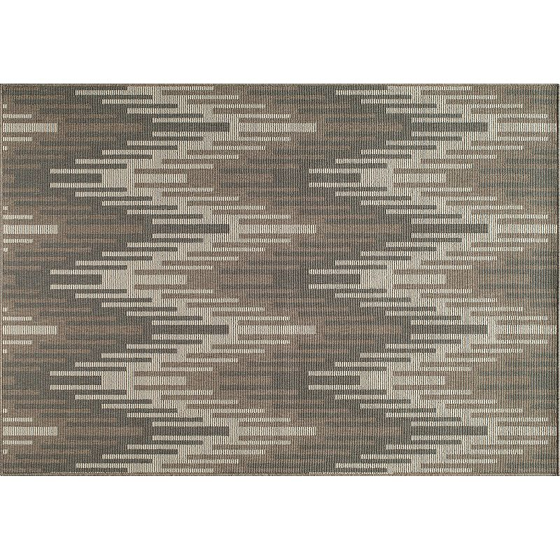 Momeni Baja Wave Indoor Outdoor Rug - 3'11'' x 5'7''