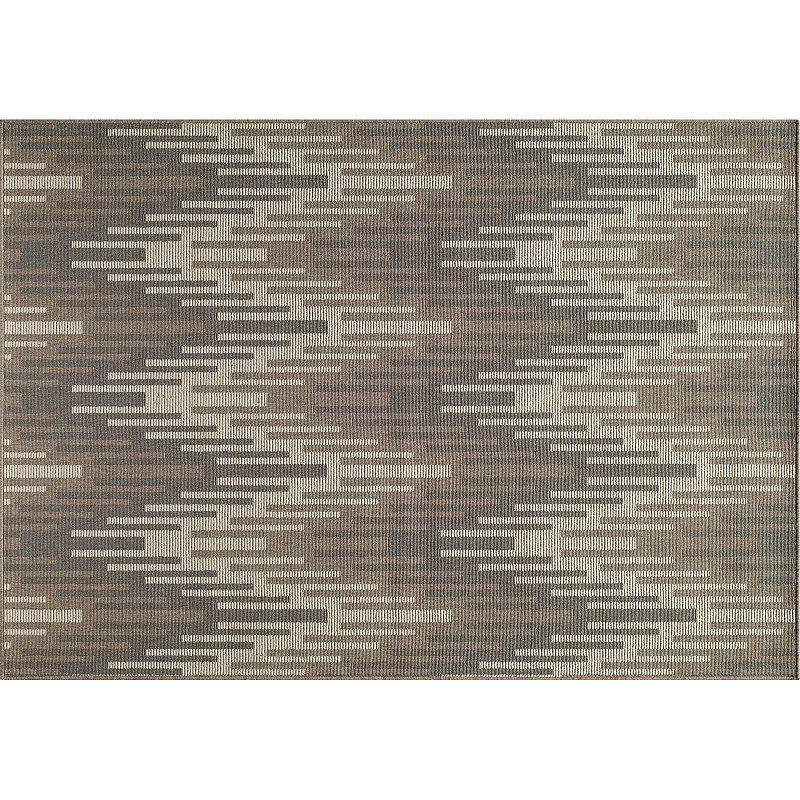 Momeni Baja Wave Indoor Outdoor Rug - 6'7'' x 9'6''