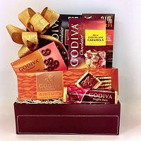 Fifth Avenue Gourmet Godiva Chocolate Gift Box