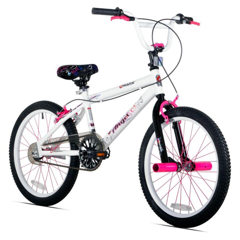 "Kent Bicycles Girl's 20"" Razor Angel BMX Bike"