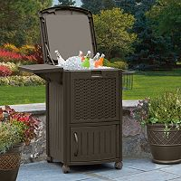 Suncast 72-Can Cooler - Outdoor