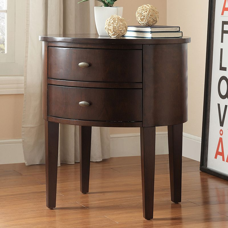 HomeVance Tenyson Accent Table