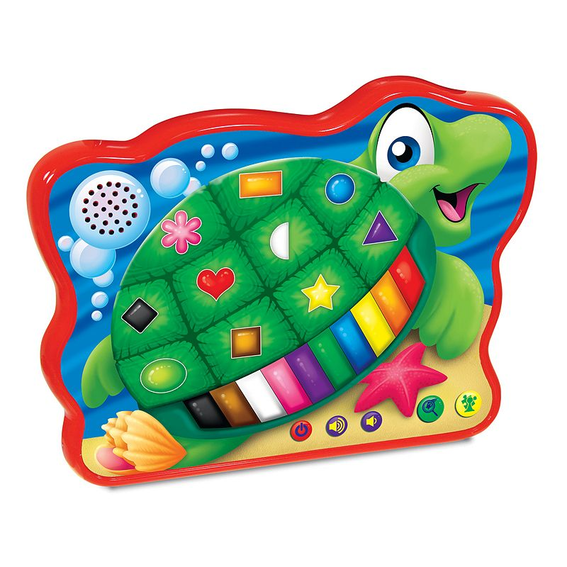 The Learning Journey Colors and Shapes Turtle