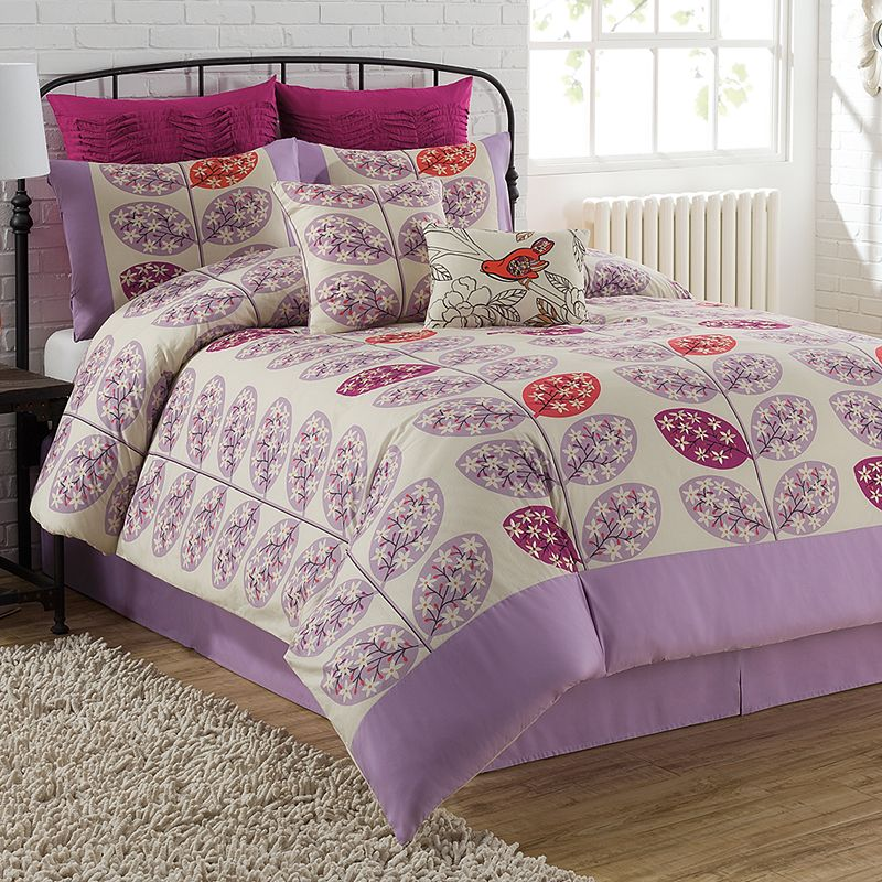 Lucia 8-pc. Comforter Set - King
