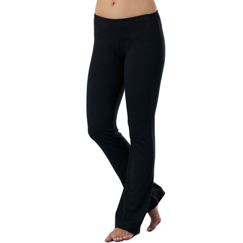 Women's Marika Weekend Sanded Dry Wik Flared Yoga Pants
