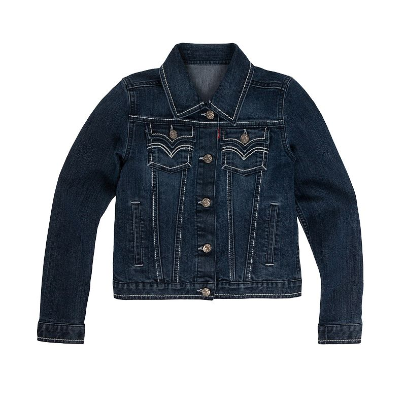 Levi's Tanya Denim Jacket - Girls 4-6x
