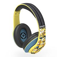 iHome Despicable Me Minions Headphones