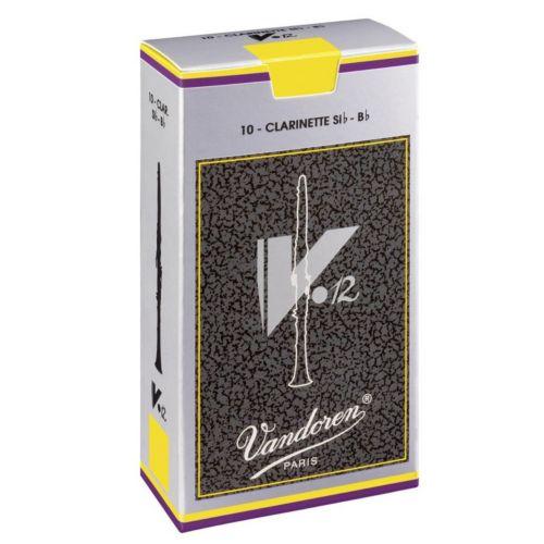 Vandoren V-12 10-pk. Bb Clarinet #3.5 Reeds