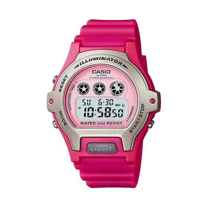 Casio Women's Illuminator Digital Chronograph Watch