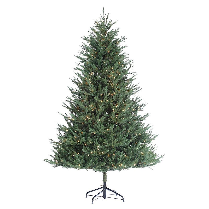 Sterling's Forest 7 1/2-ft. Pre-Lit Kentucky Fir Artificial Christmas Tree