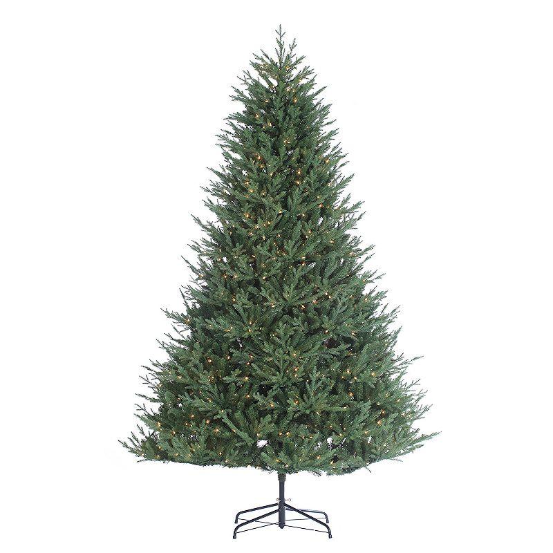 Sterling 9-ft. Pre-Lit Kentucky Fir Artificial Christmas Tree