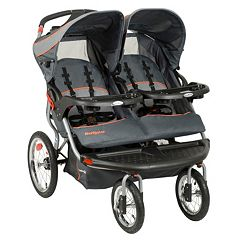 Baby Trend Navigator Double Jogging Stroller by