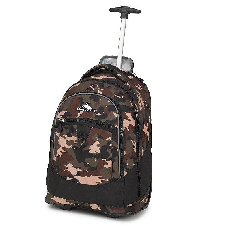 High Sierra Chaser 17-in. Wheeled Backpack