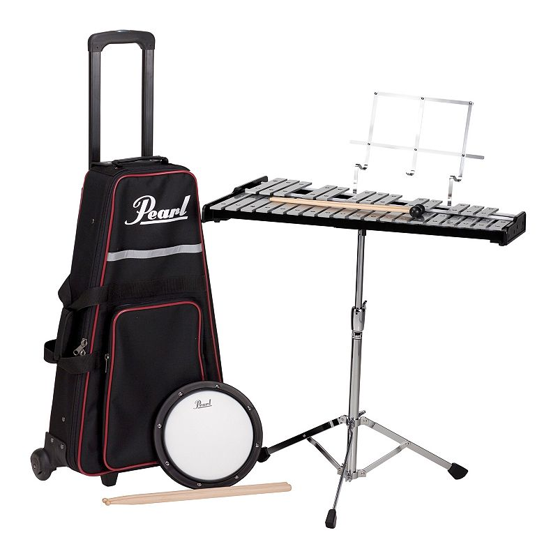 Pearl Percussion Bell Kit with Wheeled Backpack