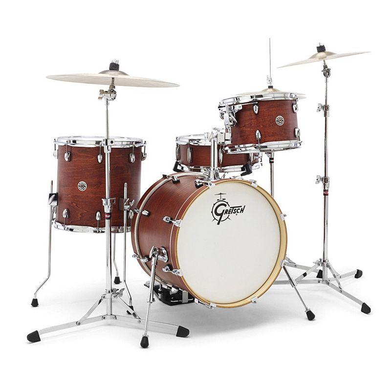 Gretsch 2014 Catalina Club Jazz 4-pc. Drum Set with Hardware