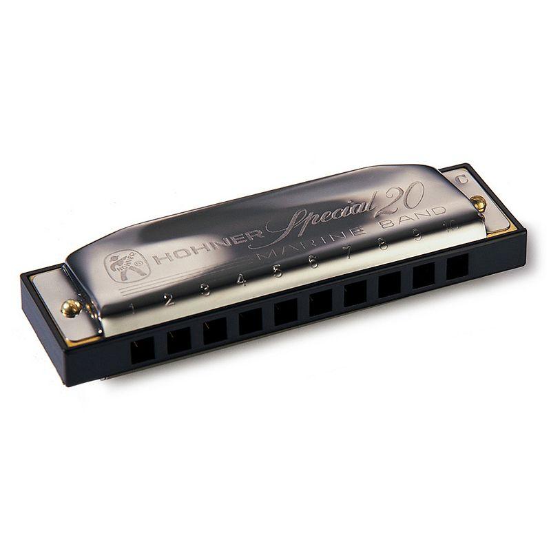 Hohner Special 20 Diatonic Harmonica - Key of C Major