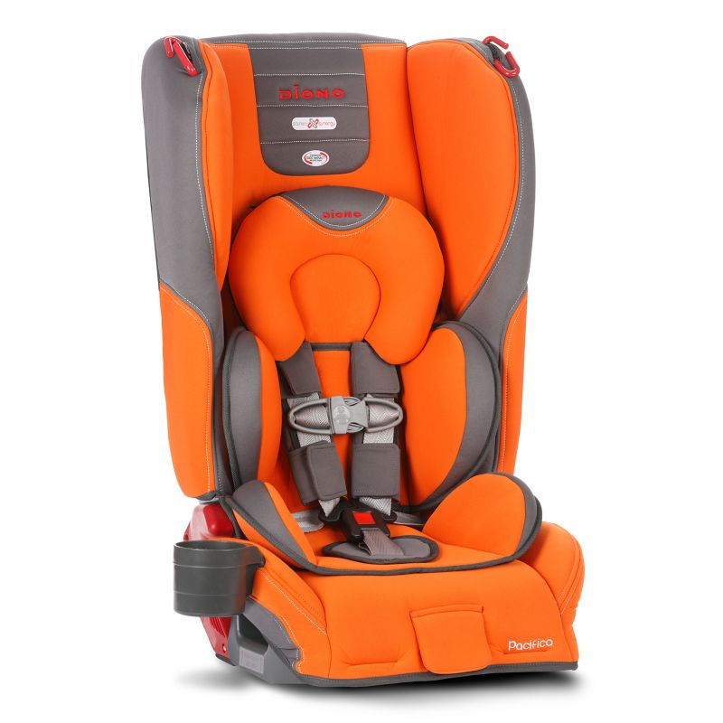 Diono Pacifica Convertible and Booster Car Seat, Multicolor