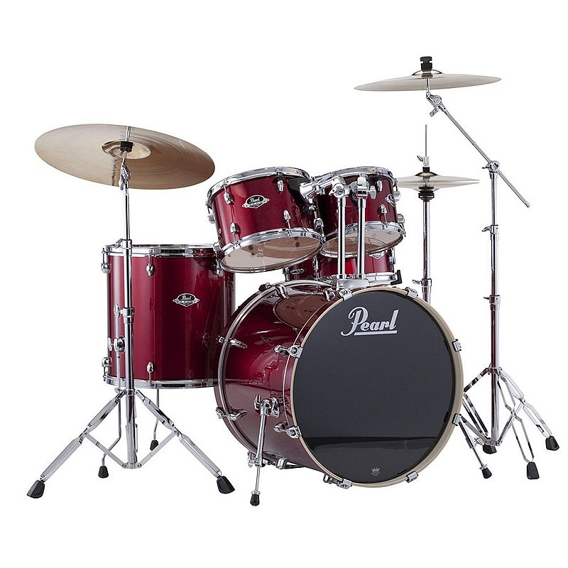 Pearl Export 5-pc. Drum Set with Hardware