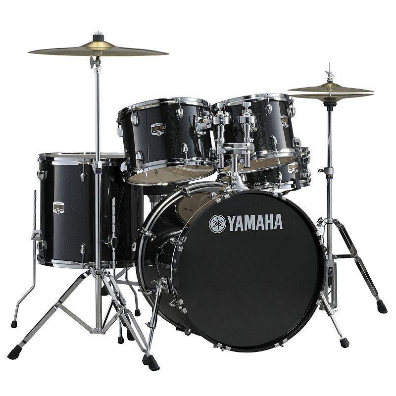 Yamaha Gigmaker Standard 5-pc. Drum Set with Hardware