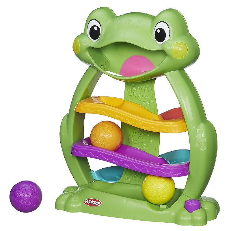 Kohl S Toys For Boys : Playskool tumble 'n glow froggio toy by hasbro