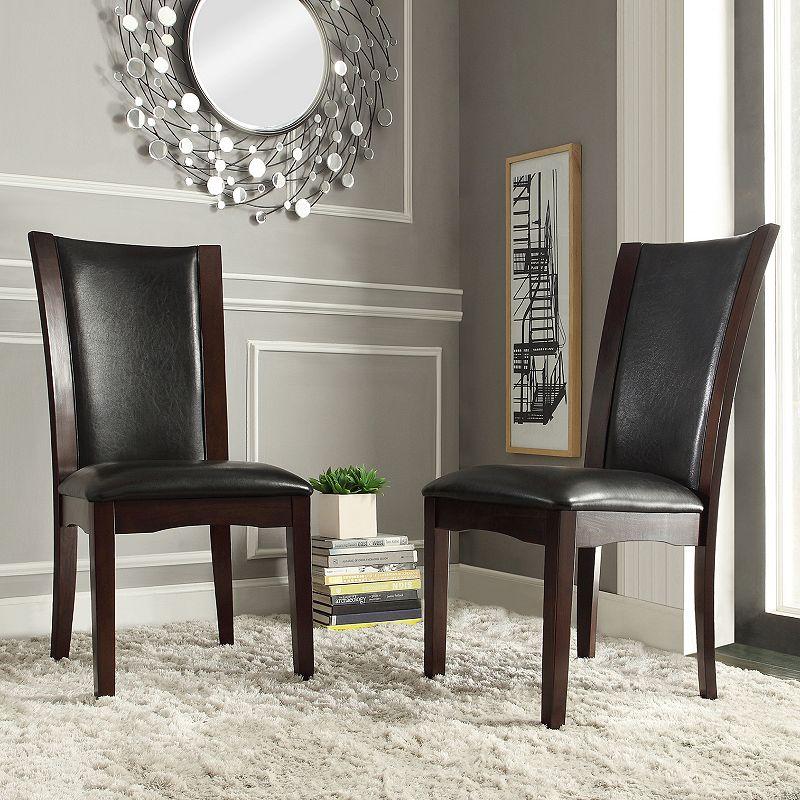 HomeVance 2-piece Hadrian Chair Set