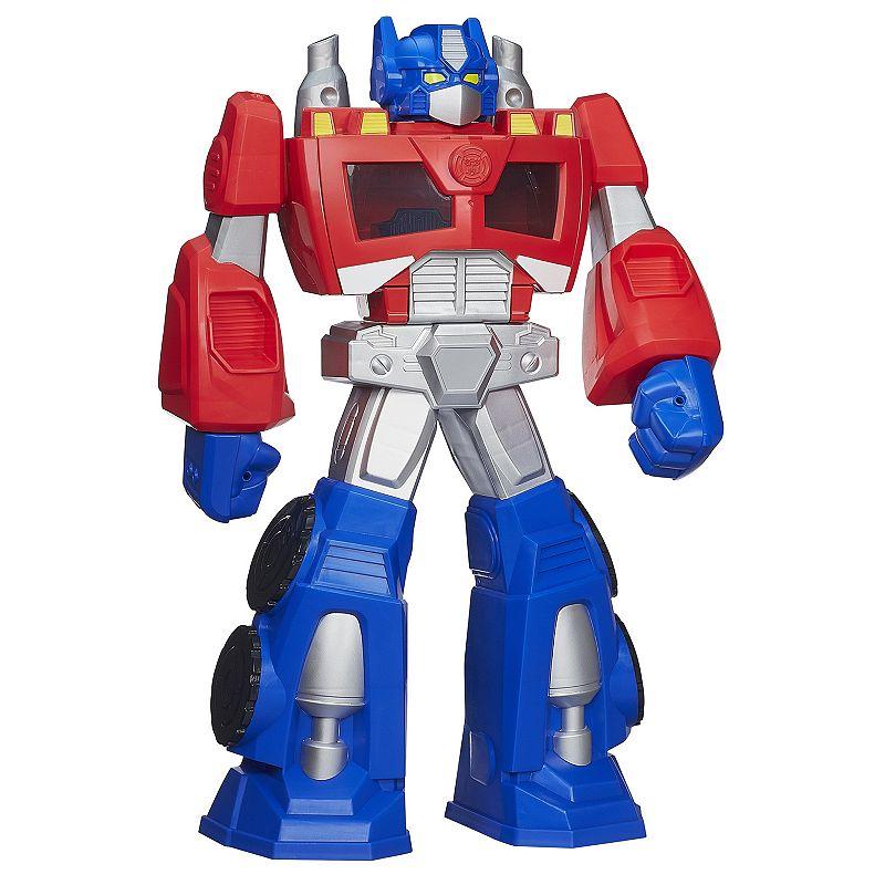 Playskool Heroes Transformers Rescue Bots Epic Optimus Prime Figure by Hasbro