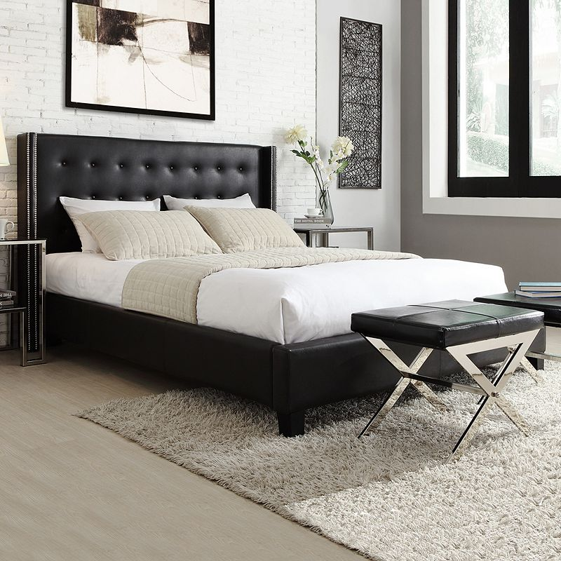 Homevance Simone Bed Frame Queen Dealtrend