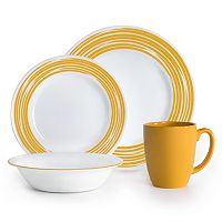 Corelle Brushed 16-pc. Dinnerware Set