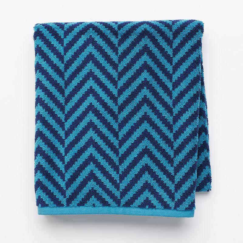 Apt. 9® Plush Herringbone Bath Towel