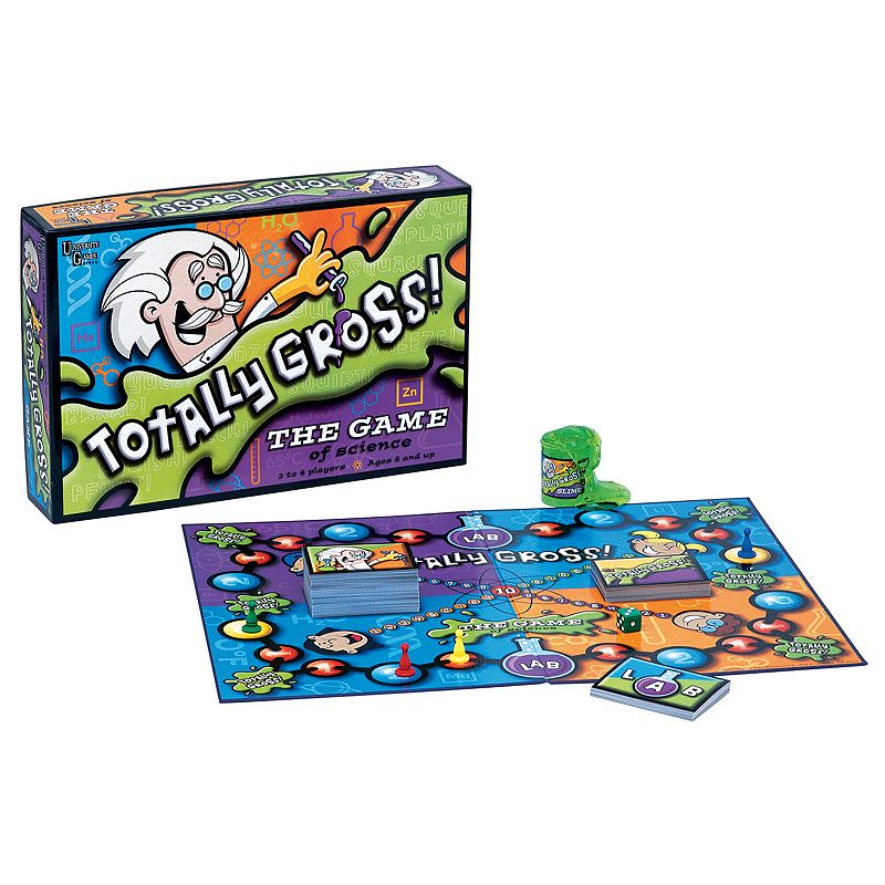 Totally Gross! The Game of Science by University Games