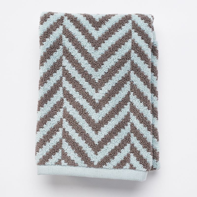 Apt. 9® Plush Herringbone Hand Towel
