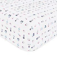 Babyletto Galaxy Mini Crib Sheet