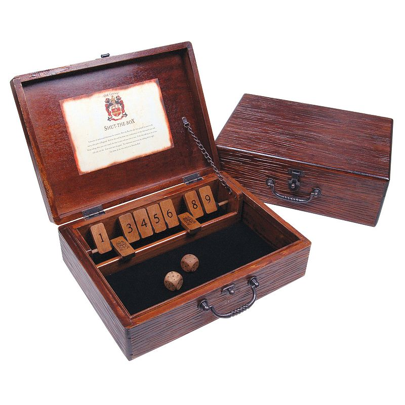 Shut the Box - Signature Edition by Front Porch Classics