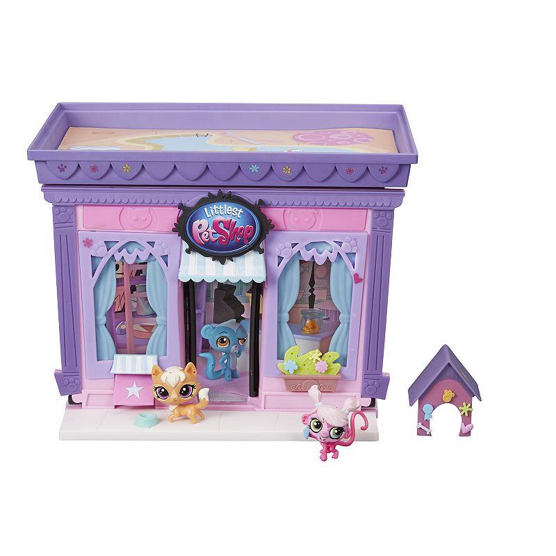 Littlest Pet Shop Style Set by Hasbro, Girl's, Multi/None
