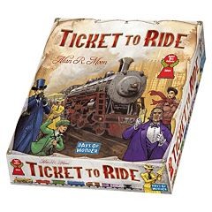 Ticket To Ride Game by